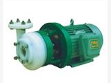 新聞:紹興耐酸堿磁力泵廠家