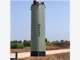 上海玻璃钢一体化泵站智能污水泵站
