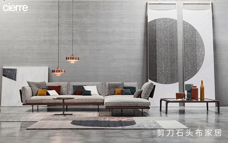 意大利Cierre皮質家具,這才是真正的內涵與奢華