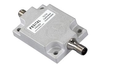 德國進口posital fraba CANopen接口 耐振動動態 傾角傳感器