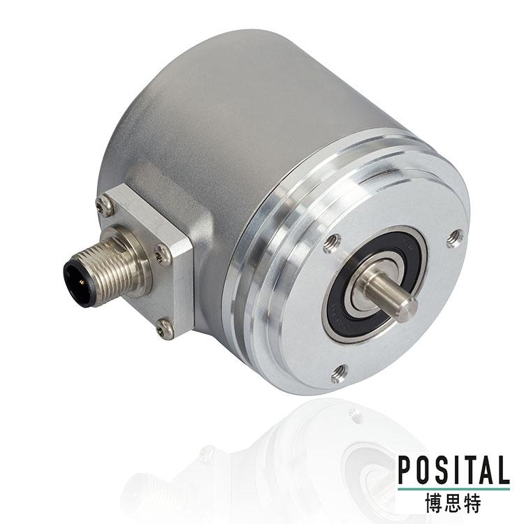德國進口posital fraba 磁電 IO-link編碼器 多圈絕對值編碼器