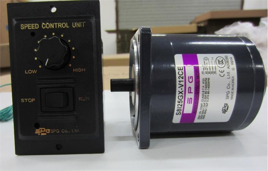 S9I90GXH-V12CE SPG電機 SPG調速電機 韓國SPG電機