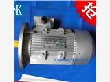 北京铝壳三相异步电动机 YS100L-6 1.5KW铝壳三相异步卧式电机