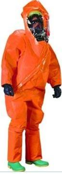 A级防护服,重型防化服,全密封式防化服,气密式防护服,一级化学防护服,液氨防护服,防酸碱服