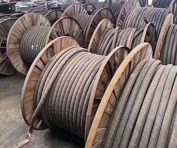 浦东高压电缆回收徐州铜芯电缆回收