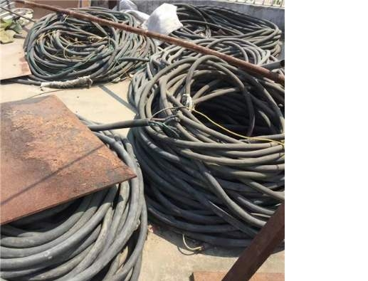 金华高压电缆回收泰州300平方电缆回收