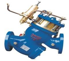 YQ98007型过滤活塞式高度水位控制阀DN150 DN125