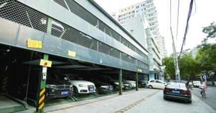 濟南出租機械車庫租賃三層機械車位出售兩層機械車庫