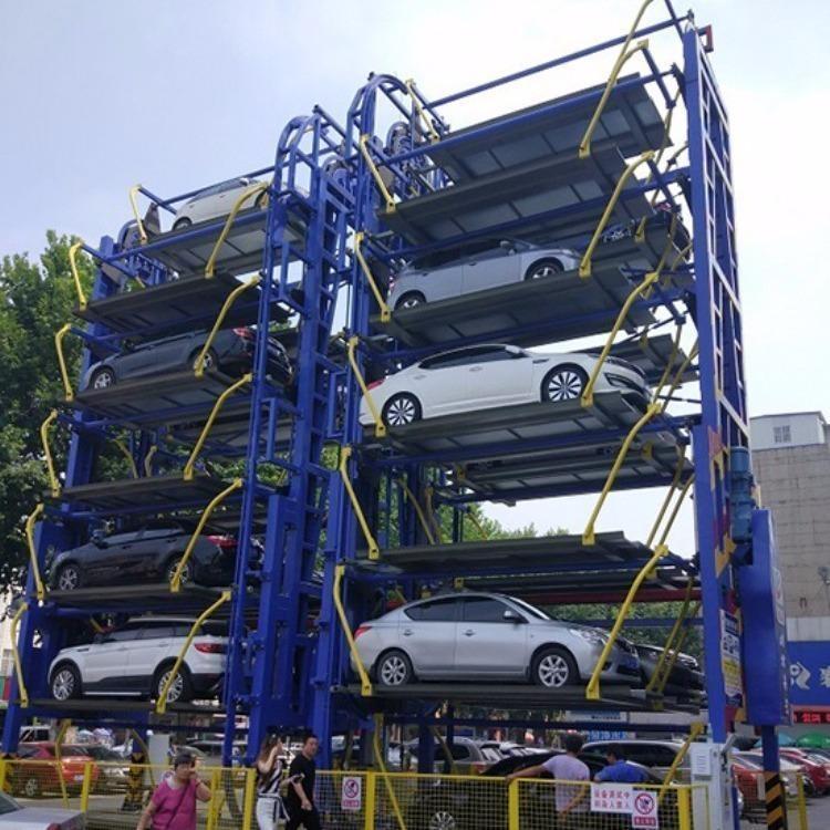上海周邊城市有租賃三層橫移停車庫出租地下機械停車位嗎?