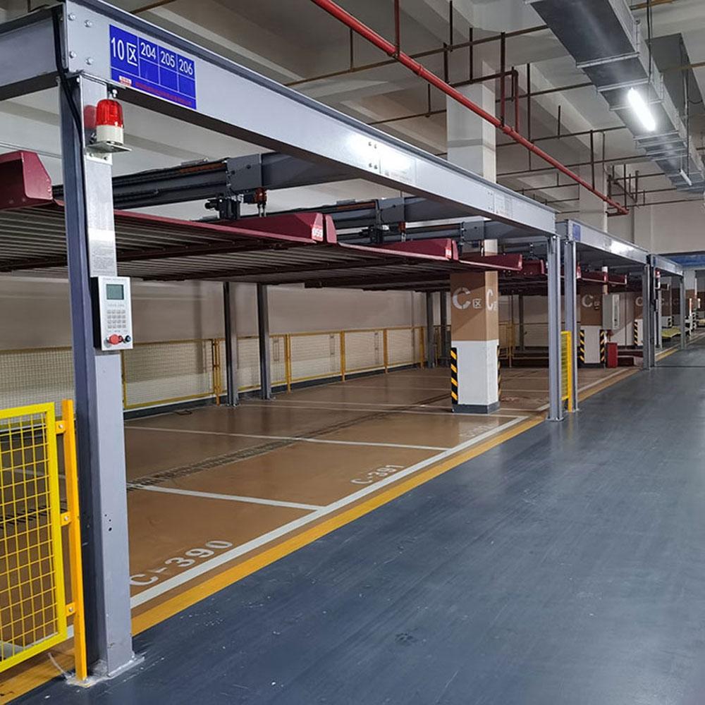 荊州出租立體車庫出售兩層機械車位廠家出租提供項目規劃特檢驗收安裝及拆除
