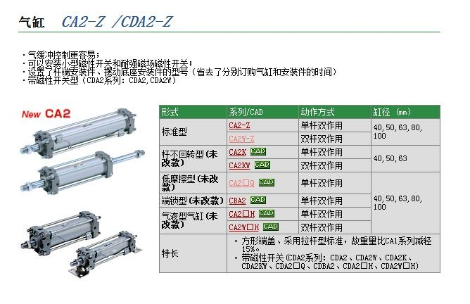 CDA1B50-500快速報價