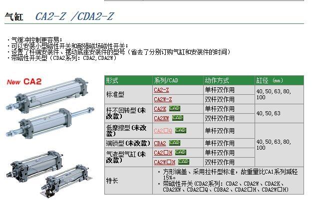 CDA2B63-565Z现货快速报价