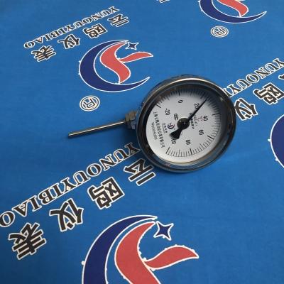 WSS-585双金属温度计0-200℃L=850大庆