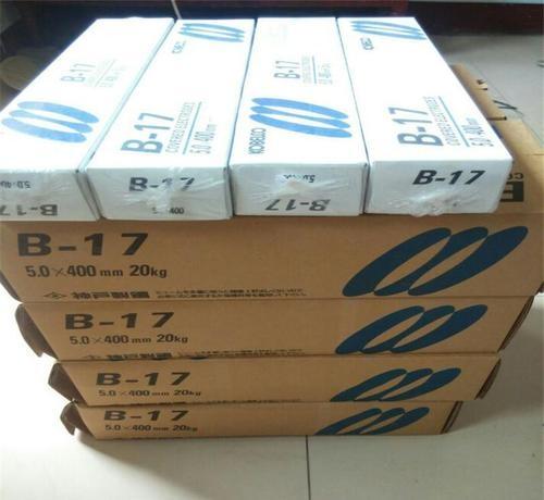 E7016-G用于焊接乙烯制造装置等使用的3.5%Ni钢