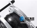DDH0327,黔西南防拉脱限位拉杆装置橡胶伸缩节,稳定降噪好