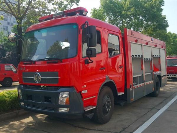 广西具有品牌的东风天锦6吨消防水罐泡沫车推荐