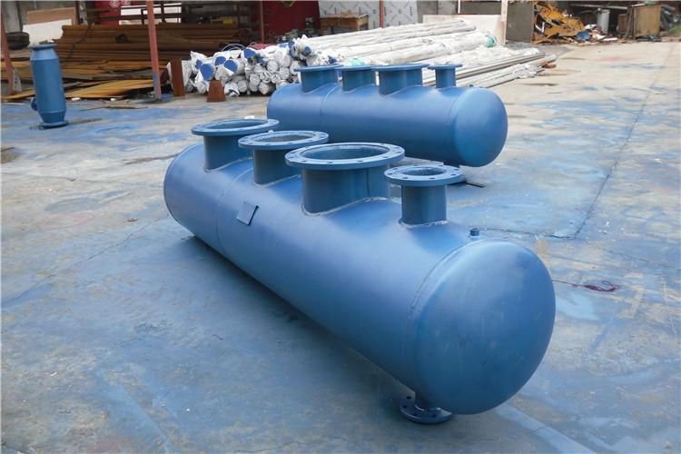 不锈钢分集水器 玉林分集水器压力罐