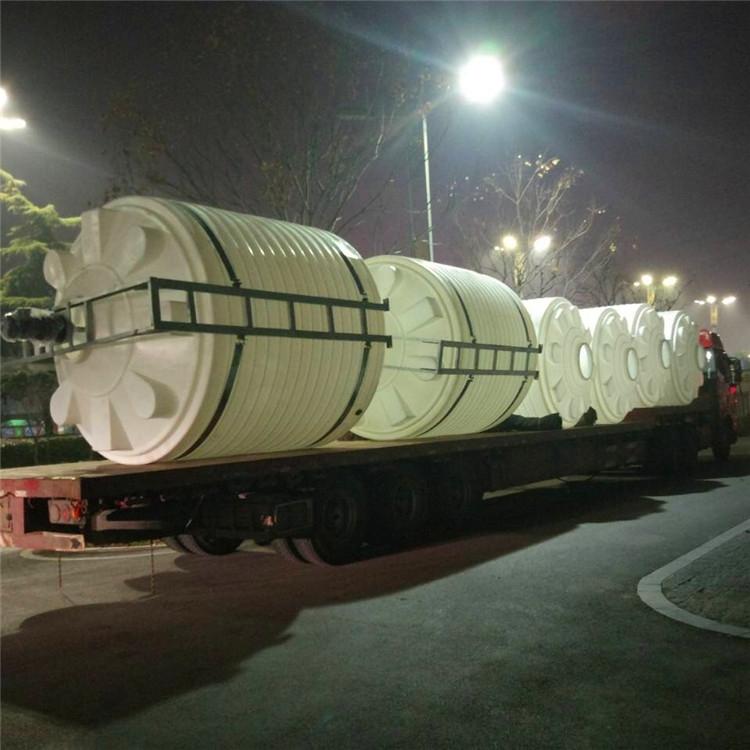 龍泉20噸污泥運輸桶帶刻度