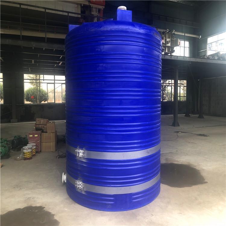 庆元20立方搅拌站减水剂储存桶配搅拌机