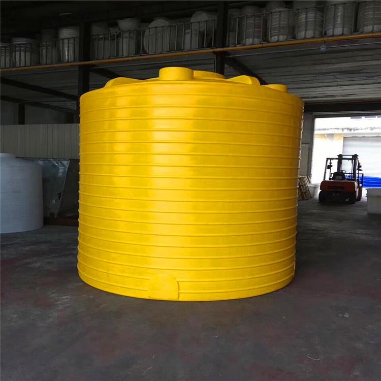 奉化20立方搅拌站减水剂储存桶耐酸碱