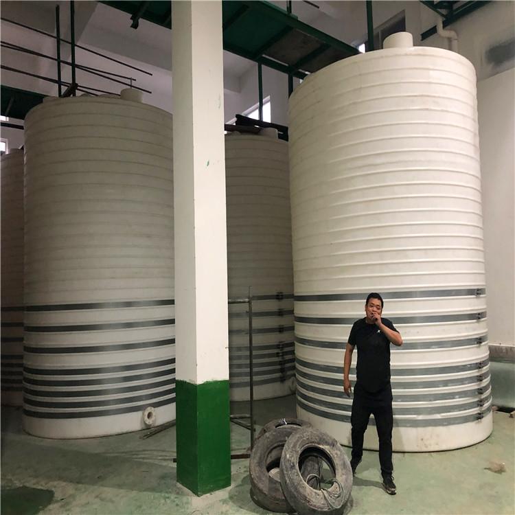 青田20立方搅拌站减水剂储存桶防腐蚀
