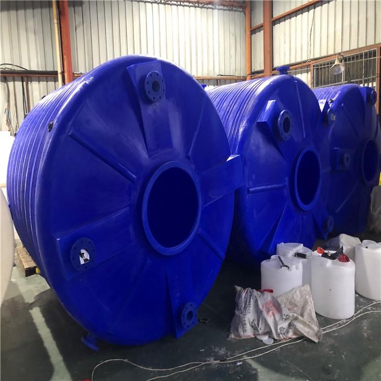 德清30立方塑料儲罐藍色