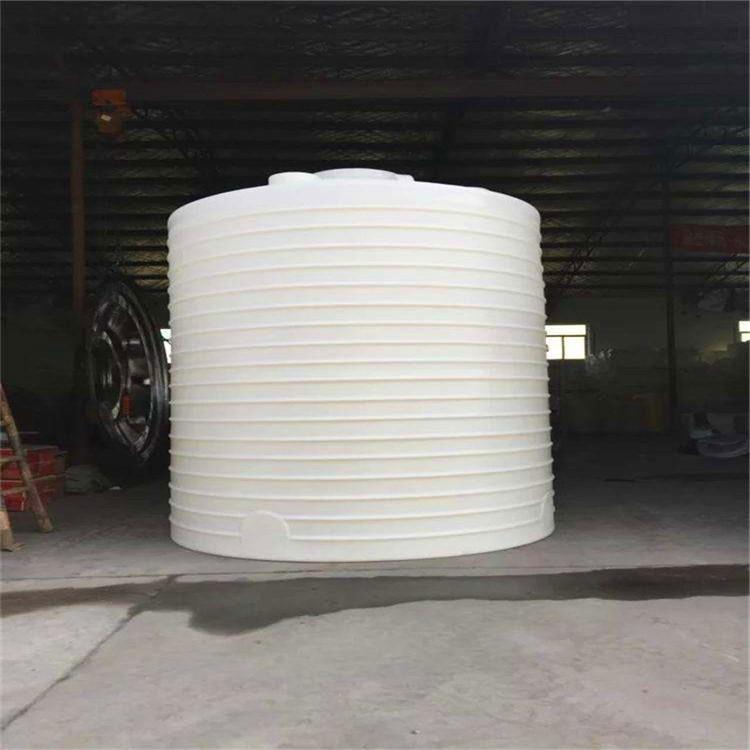 莲都20立方搅拌站减水剂储存桶耐酸碱