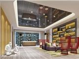 达州酒店大堂设计布局——水木源创设计(SMY)