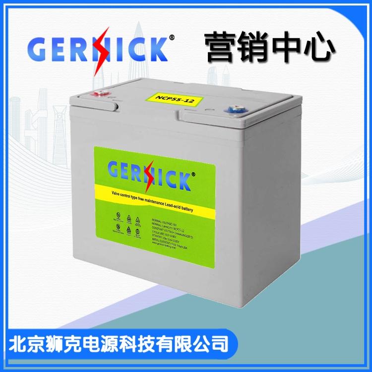 德国尼克Nick蓄电池NCP55-12