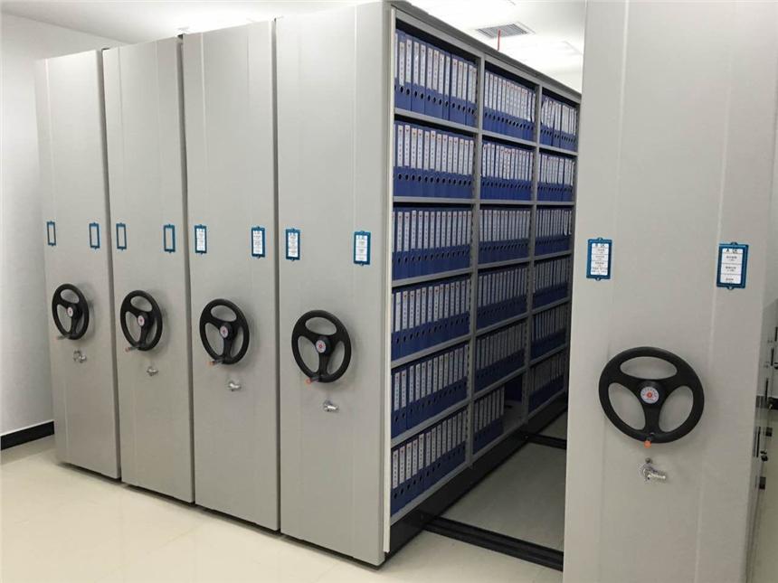 供应大同密集型档案存放架生产厂家