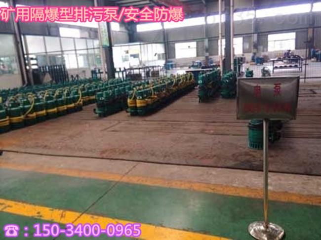安徽宁夏矿用BQS100-85-55/N排污泵制造厂家