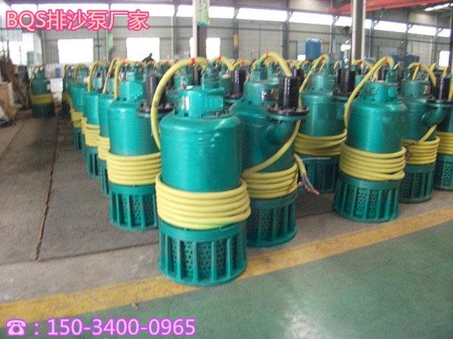 衡阳矿用BQS30-160/2-37排污泵厂家
