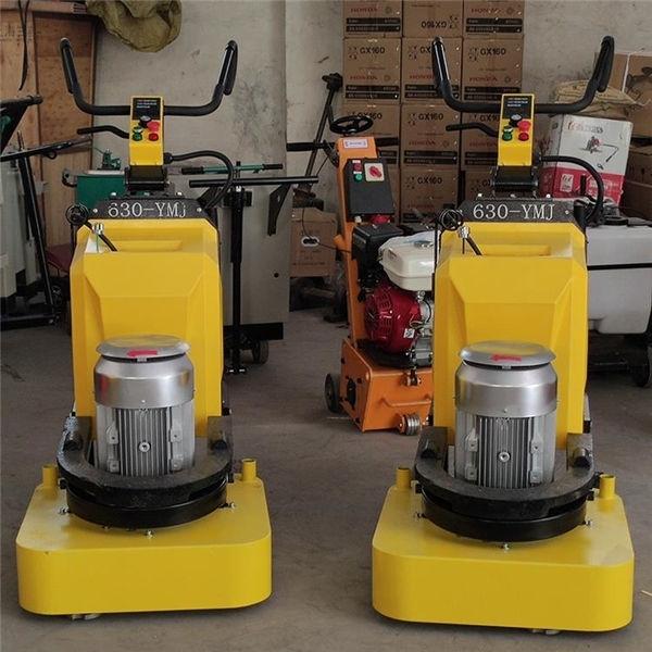廣西河池 無塵混凝土打磨機 變頻環氧地坪漆研磨機