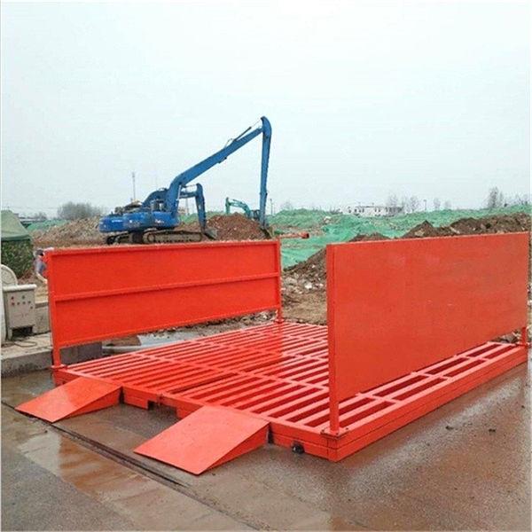 資訊:湖南郴州 工程車輛120噸洗車平臺