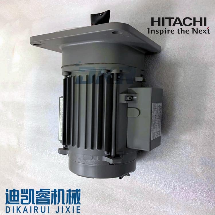 日立齿轮减速刹车电机 CAV19-020-30B 日立HITACHI减速电机日本原装
