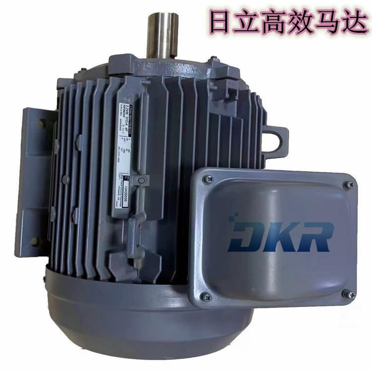 日立(HITACHI)高效電機   TFO-LKK3.7KW4P380V IE3能效泰國原裝進