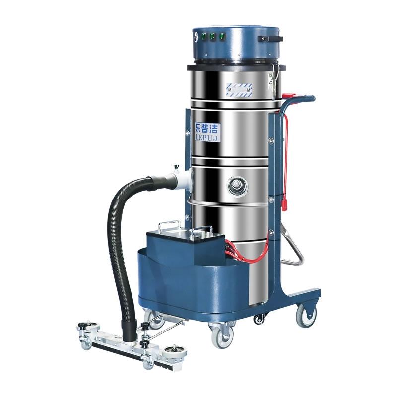 工业吸尘器 锂电瓶式手推式大功率吸尘器