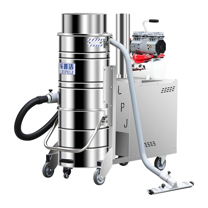 工業吸塵器脈沖反吹式工廠膩子面粉等特殊粉料用自動震塵器