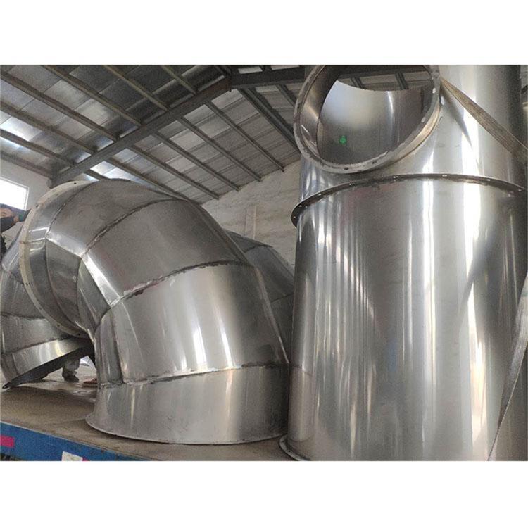 橫崗不銹鋼風管安裝公司 橫崗不銹鋼風管安裝隊 橫崗不銹鋼排煙管道安裝公司