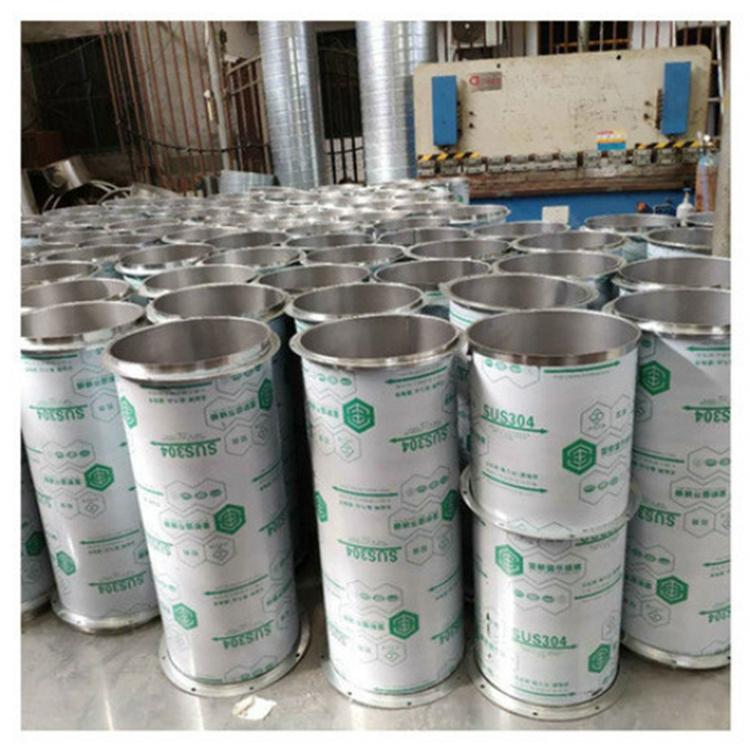橫崗不銹鋼風管批發廠家 橫崗不銹鋼風管價格 橫崗不銹鋼風管安裝多少錢