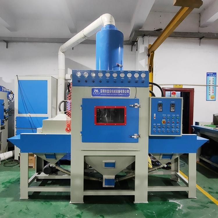 灯具厂供应自动喷砂机全自动喷砂机