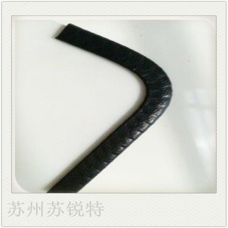 大连U型密封条橡胶包边条锋利钣金边缘护口装饰条供应商