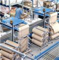 广东广州南沙牛皮纸机@纸垫生产机器制作厂家