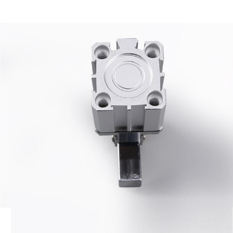 空压机模具压紧摇臂RUHFUS杠杆气缸JGL25
