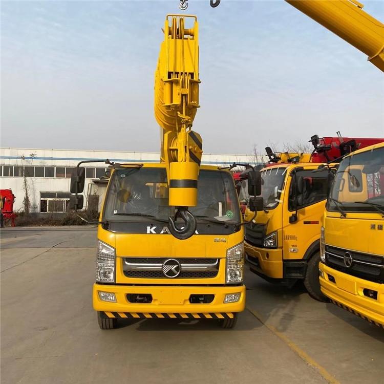 唐駿8噸吊車 建筑工程吊車 廠家供應
