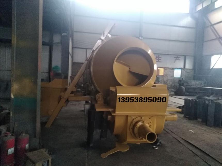 煤矿小型混凝土输送泵/价格_报价_批发,河南矿建工程处