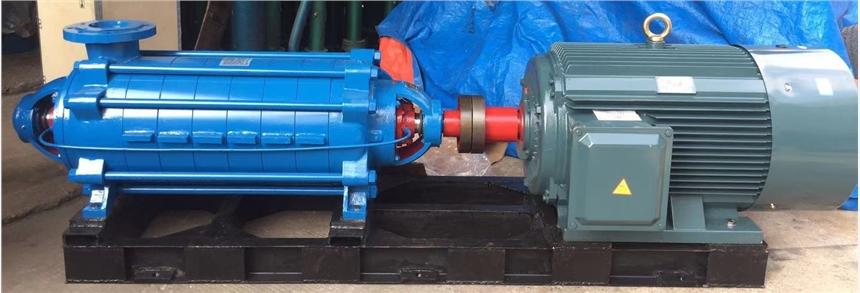 臥式200D65×4單吸式多級泵煤礦離心泵