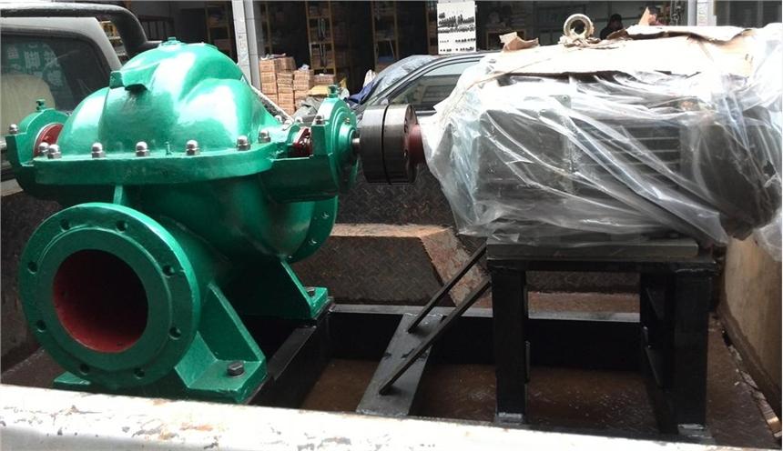 臥式單級離心泵鑄鋼材質300S58供應常德