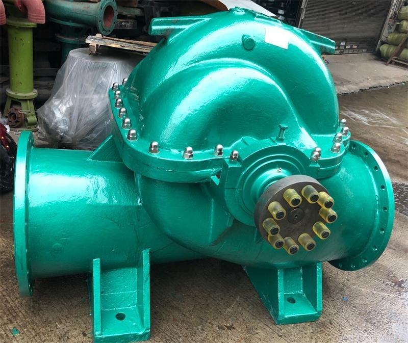卧式单级离心泵中开泵双吸式300S90A长沙供应