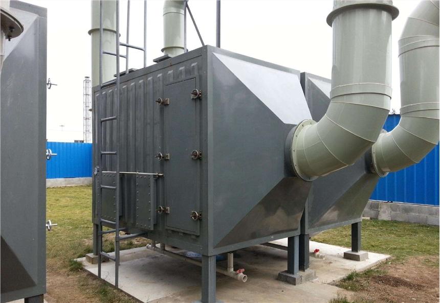 活性炭除臭裝置工作原理
